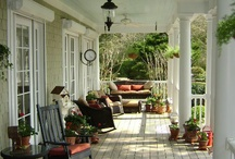 porches and decks / by Sue Franklin