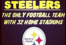 Steeler's Football Nation / by Bill Holt