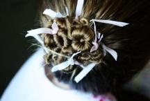 girls hair / by Erika Hisel-Behlke
