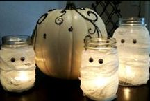 """Pipers says """"Boo"""" / Halloween"""