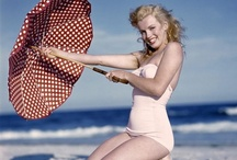 Live like Marilyn  / If I'd observed all the rules, I'd never have got anywhere- Marilyn Monroe <3 love her