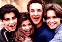 My Childhood, My Obsession! / BOY MEETS WORLD!!!! Love it :)