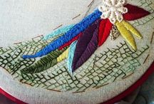 Bordados / Embroidery in multiple ways