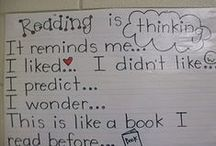 Anchor Charts / by Lisa Westerfield