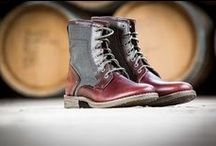 Footwear and Firewater Runway Show (October 2013) / Cat Footwear partnered with the Kings County Distillery to showcase its AW 2013 collection and #Earthmovers campaign
