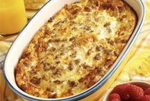 Cheesy casseroles and more / by Lisa Westerfield