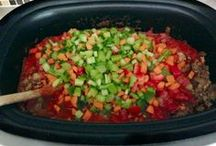 Crock Pot Meals / by Stacey