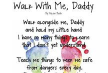 Daddy's / by Josephine Peters