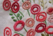 Embroidery/Felt Love