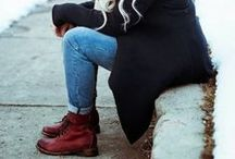 Sweater Weather / Women's style inspiration for Fall & Winter.