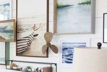 Coastal Farmhouse Style / by The Turquoise Home | Simple DIY + Home Decor Ideas