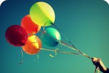 balloons / by Hilde Woll