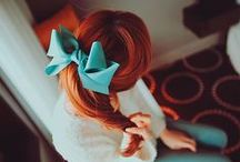 big bows / by Hilde Woll