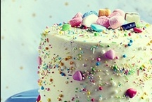 Tasty Treats / Wedding cakes, treats and delicious food / by One Stylish Bride
