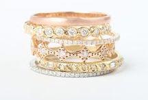 Wedding Rings + Jewellery  / by One Stylish Bride