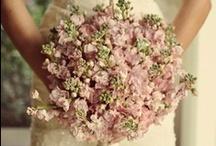 Wedding Flowers / by One Stylish Bride