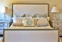 Master Bedroom / by Kristin Sibley