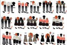 Capsule Wardrobe / by Kate Astolat