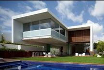 ARCHITECTURE / Architecture from all over the world including modern houses, modern buildings, facades, building materials and much more.
