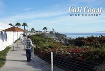 California's Central Coast / Everything fun, delicious and gorgeous about California's Central Coast, from Monterey to Ventura! Includes Santa Barbara wine country and San Luis Obispo wine country, and nooks and crannies in between.
