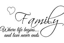 Family / by Sylvia