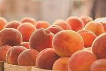 Just Peachy / by Williams-Sonoma