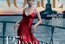 Vogue September Covers / A look at September covers, past and present.