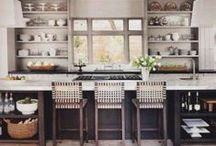 kitchens. / by Courtney Costa