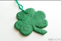 [Extraordinary] St. Patrick's Day / St. Patrick's Day crafts, recipes, and home decorations for all. Leperchaun traps and ideas, too! / by Danielle Smith