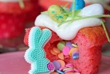 [Extraordinary] Easter / Easter decorations, crafts, recipes, and more ideas! Great ideas for extraordinary family time. / by Danielle Smith