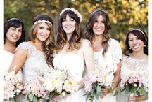White Wedding / by One Stylish Bride