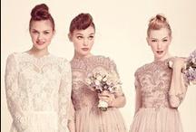 Pink Wedding / by One Stylish Bride
