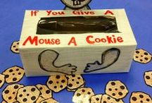 Work: If you give a mouse a cookie