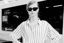 VOGUE Skirts and Shirts / Is there anything more versatile than the perfect button-down or a classic pencil skirt? All of your skirt and shirt needs to take you from the office to dinner and through the weekend.  / by Vogue Magazine