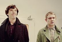 SuperWhoLock / All Things Supernatural, Doctor Who, And Sherlock / by Mackenzie Connor