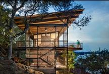 American Architecture / Contemporary Architecture Found Throughout America