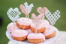 The Wedding Donut / by One Stylish Bride