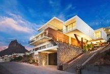 Mexican Architecture / This board is dedicated to all different types of architecture in Mexico. From large houses to small houses, this board is full of Mexican architecture.