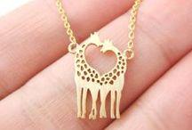 giraffe needs  / by Angie Knapp