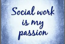 Social Work / by Angie Knapp