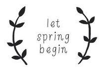 Spring Into Sunshine