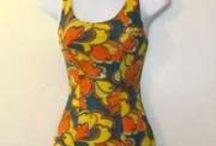 Vintage Swimwear / Variety of vintage swimwear / by Beau Monde Vintage
