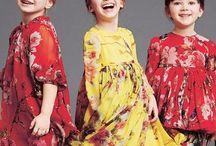 Children's Fashion // Детская мода / Children's Fashion Style  // Модная одежда для детей