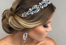 Wedding Hairstyles // Свадебные прически