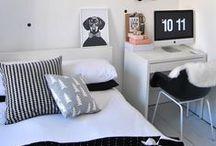 •HOME: bedroom