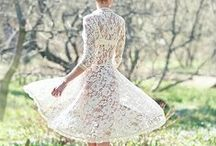 Wedding Dresses / The dream of every woman