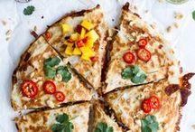 •FOOD: pizza