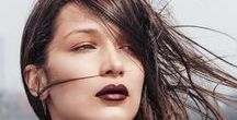 Fall and Winter Beauty / Answering all your cold-weather beauty questions: To chop or not to chop? What color lipstick is in this season? And much more.