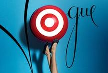 SPONSORED: TargetStyle / Inspired by Vogue, styled by Target. In this year's September issue, Target has reimagined some of the most iconic images from Vogue's history. / by Vogue Magazine