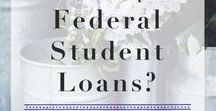 Refinance & Consolidate Student Loans / Refinancing and consolidating your student loans could help you pay down debt faster. Learn how to smartly pay down debt and master your finances.